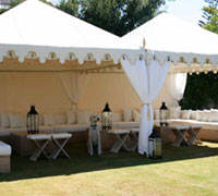 Luxury Tent Hire