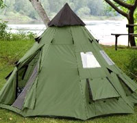 Tepee Tent Hire